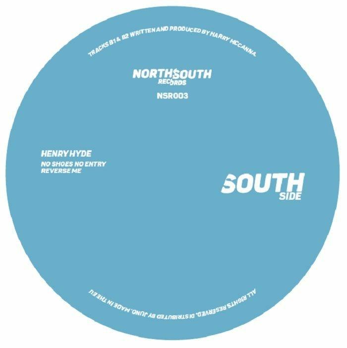 "( NSR 003 ) Chris GESCHWINDNER / HENRY HYDE - NSR 003 (140 gram vinyl 12"") NorthSouth"