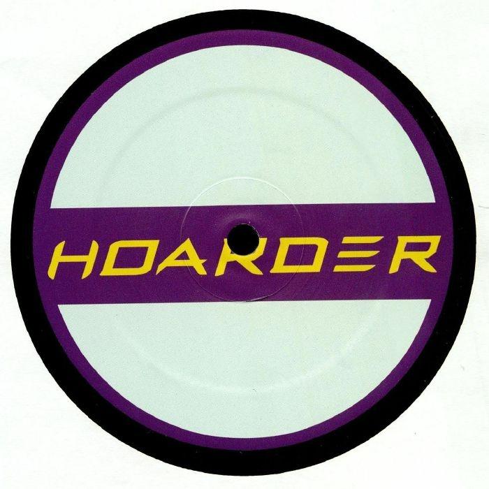 """(  HOARD 012 ) KEPLER - French EP (12"""") Hoarder Netherlands"""