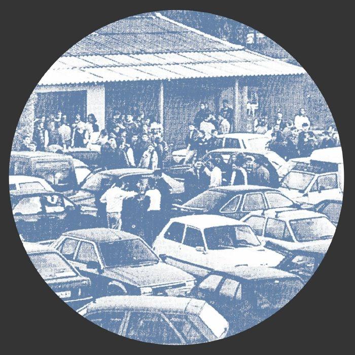 "( GIRADA 08 ) Julian PEREZ - Tales From The Parking Lot (12"") Girada Unlimited Spain"