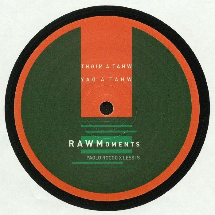 "( COB 9 ) RAWMOMENTS aka PAOLO ROCCO / LESSI S / PIJYNMAN - COB 09 (180 gram vinyl double 12"") - Courtesy Of Balance"