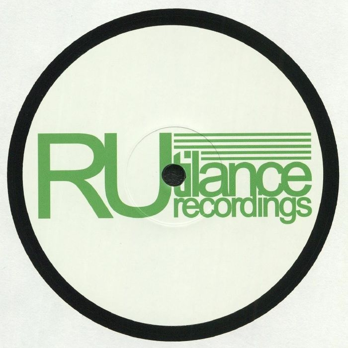 "(  RUTI 021 )  KICKS - Space Opera EP (12"") Rutilance"