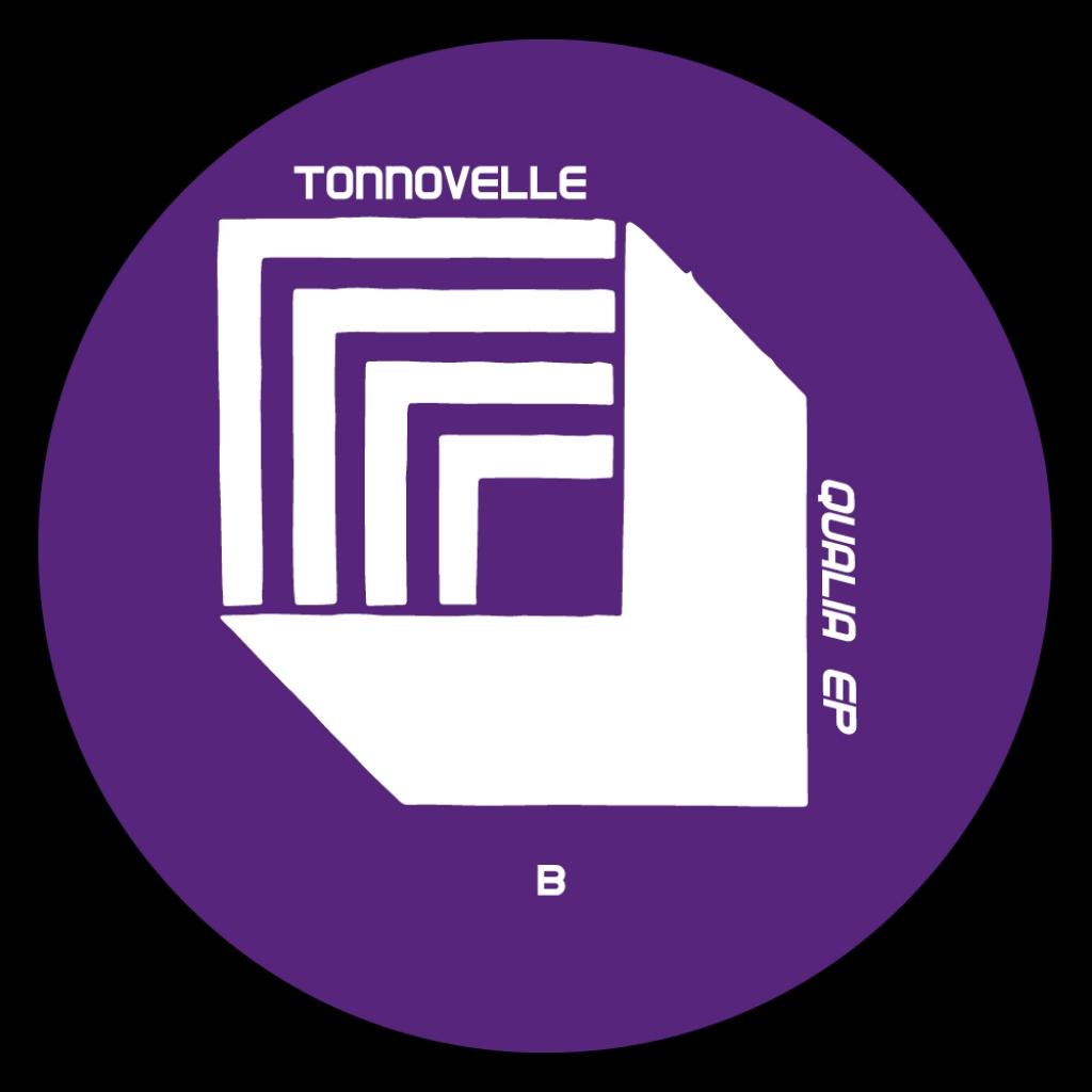 """( OSM 007 ) TONNOVELLE - Qualia EP (12"""") Osman Germany"""