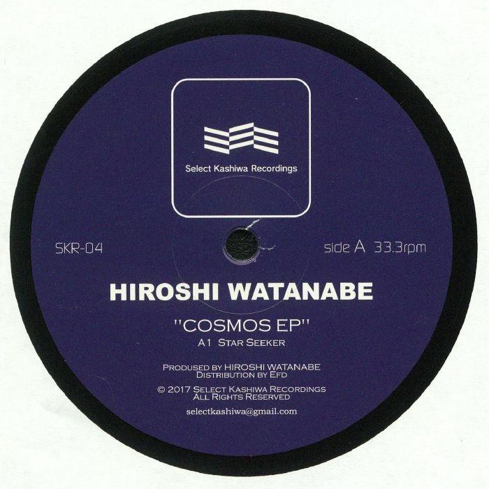 "( SKR 04 ) Hiroshi WATANABE / R406 -  Cosmos EP (12"") Select Kashiwa JPN+"