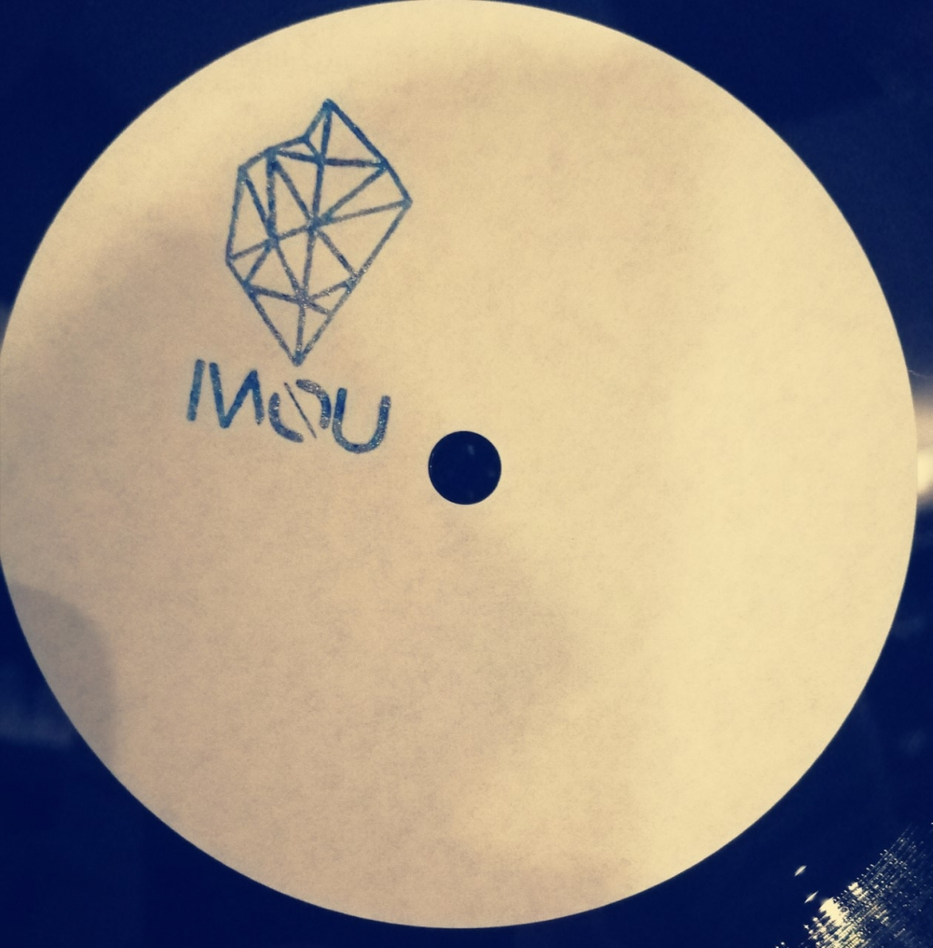 "( IWOU 001 ) IWOU - IWOU 001 (Ltd 200 copies 12"" vinyl) Iwou records"