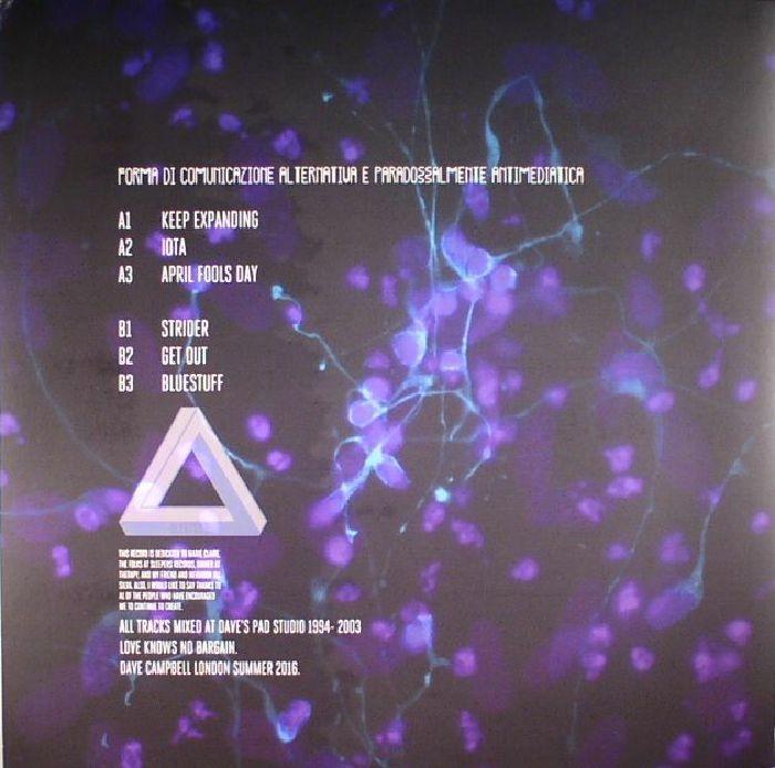 """( SLPR 04 ) 62ND CELL - Keep Expanding (12"""") Sleepers"""
