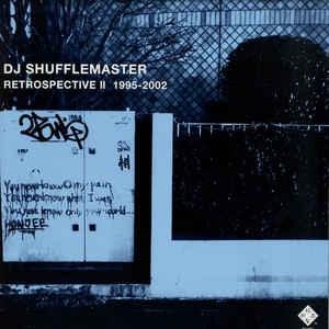 """( SEASON 07LP ) DJ SHUFFLEMASTER - Retrospective II 1995 - 2002 ( 2x12"""") - Shiki kyokai Japan"""