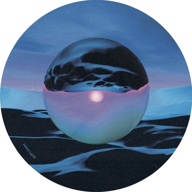 "( SUPLU 004 ) Raiders Of The Lost Arp - Voyager EP (12"") Superluminal Recordings/Berlin"