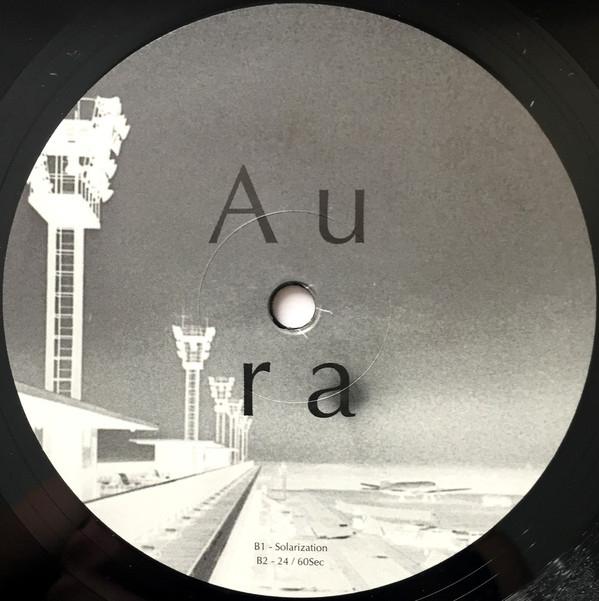 "( AM 004 ) Hokuto SATO - Deja Vu EP (12"") - Aura Music Japan"