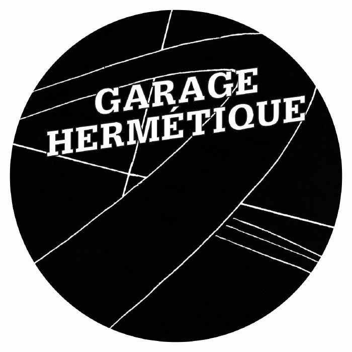 "( GH 06 ) AS ONE - Destination Other EP (12"") Garage Hermetique"
