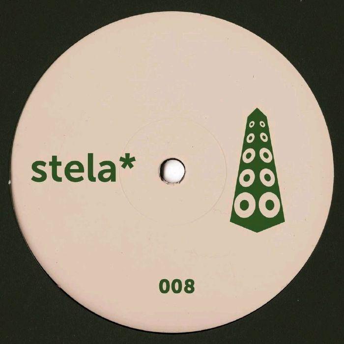 """( STELA 008 ) Andu SIMION / CHASINDUB / INTREPID SOUL / IAJLOV - STELA 008 (12"""") Stela Music"""