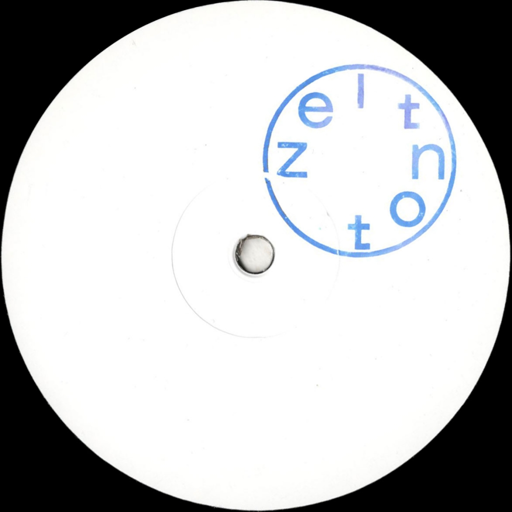 ( ZEIT 004 ) Pearl River Sound – Early Tapes Selecta EP (12″) Zeitnot