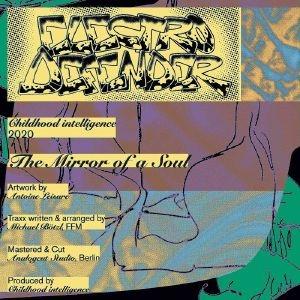 ( CHILD THIRTEEN ) ELECTRODEFENDER - The Mirror Of A Soul (mini-LP) Childhood Intelligence