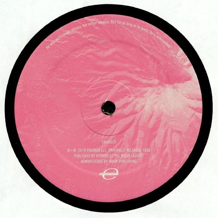 "( ENV 002R ) Morgan GEIST - Remnants (reissue) (12"") Environ US"