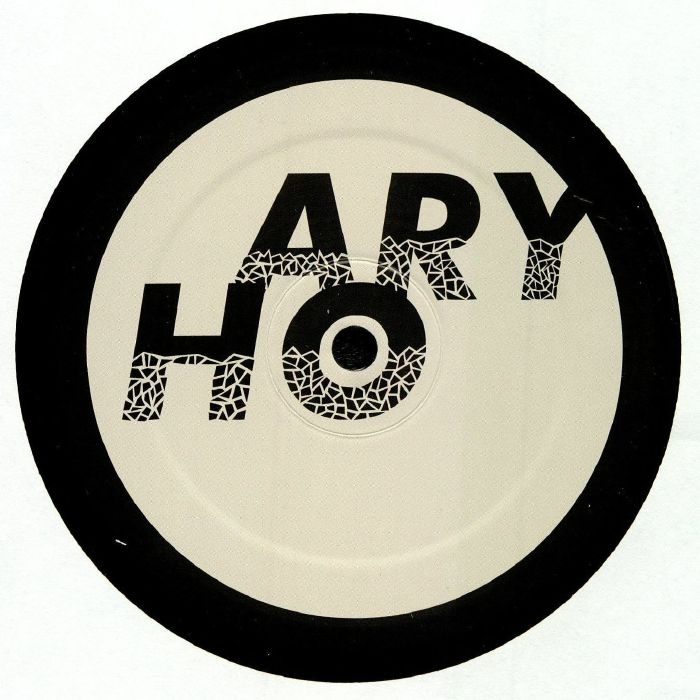 "( HOARY 01 ) Jake FLORY - Drumod EP (12"") Hoary Ukraine"
