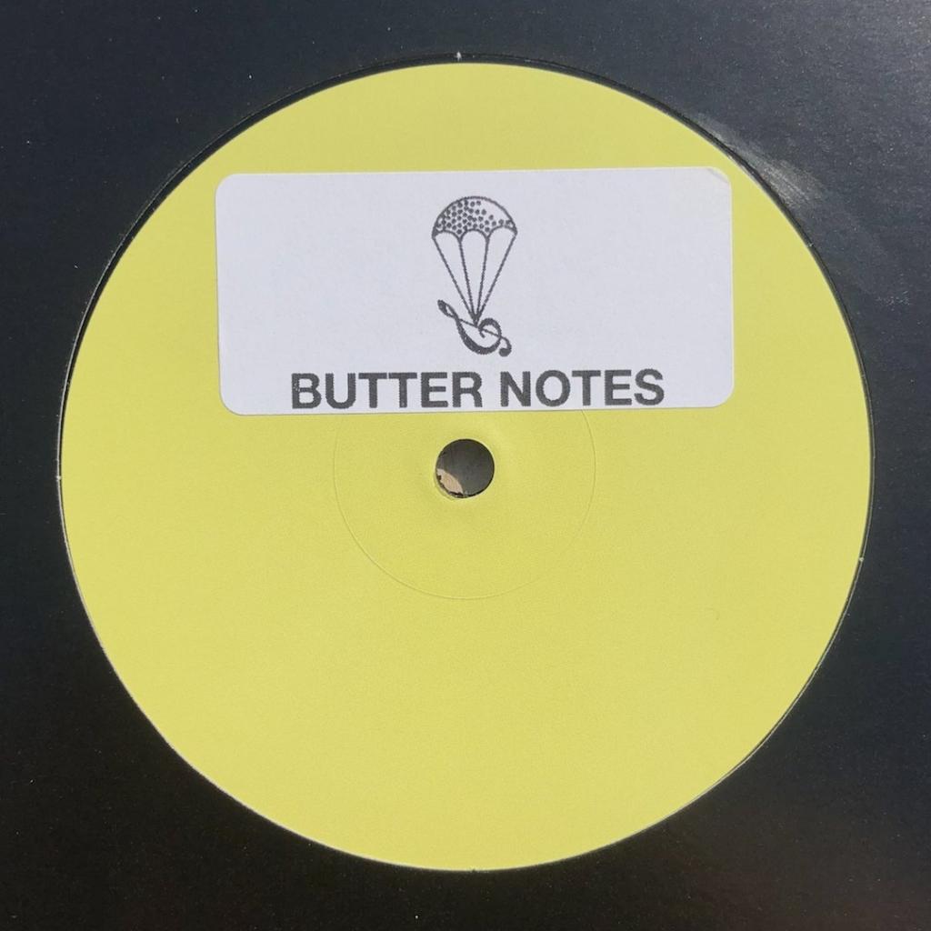 """( BUTTER 001 ) VARIOUS ARTISTS - Butter Notes 1 (12"""") Butter Notes"""