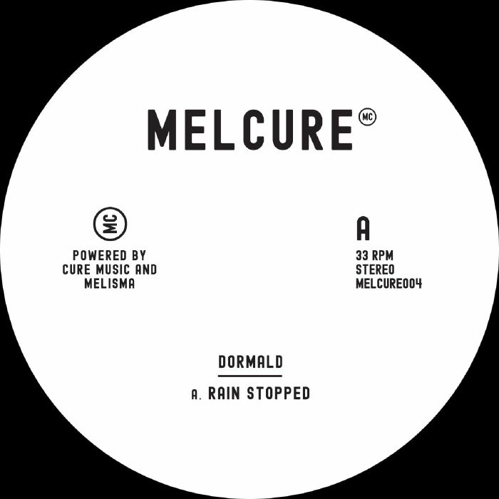 """( MELCURE 004 ) DORMALD - The Oyster's Theory (180 gram vinyl 12"""") Melcure Spain"""