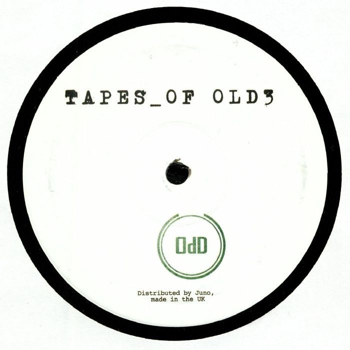 """( LTR 003 ) OdD - Tapes Of Old 3 (140 gram vinyl 12"""") Tapes Of Old"""