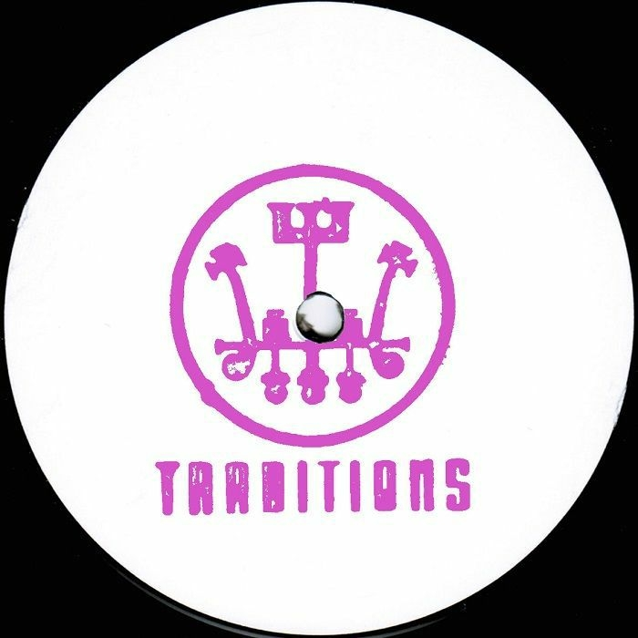 "( TRAD 09 ) Phil MERRALL - Libertine Traditions 09: Part 1 & 2 (hand-stamped double 12"") Libertine"