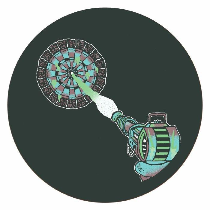 """( LAIK 002 ) Jack KEO - Circuit EP (12"""") Laik"""