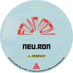 "( FNDTN 00004 ) NEU.RON - Atmos one (12"") Foundation"