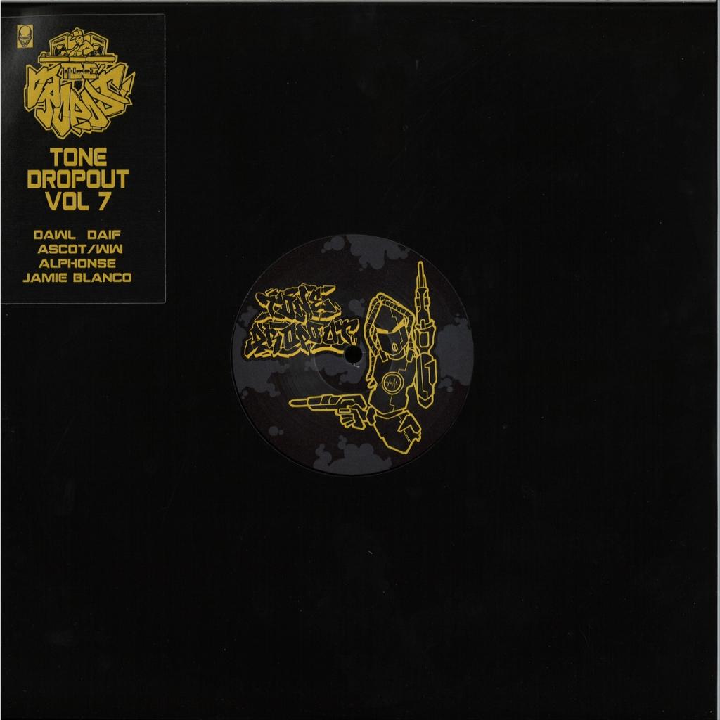 """( TD1807) Various Artists - Tone DropOut Vol. 7 (12"""") Tone Dropout"""