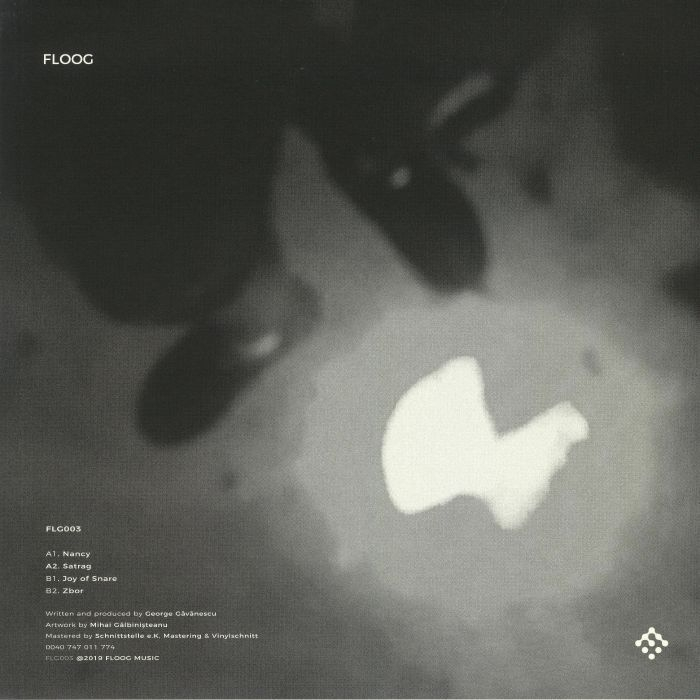 "( FLG 003 ) FLOOG - Nancy EP (12"") Floog Romania"