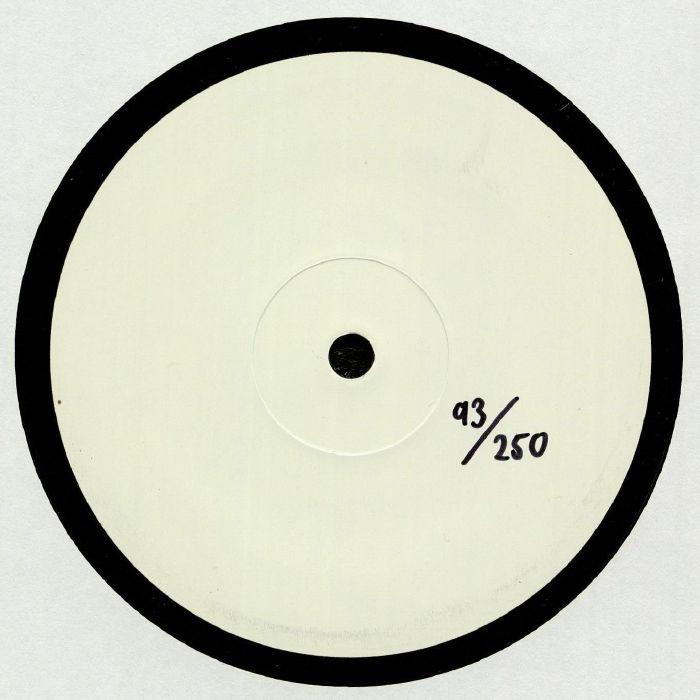 "( ALBEIT 003 ) BIGENERIC - Anti Gravitation Substance (hand-stamped hand-numbered 12"" limited 250 copies) Albeit"