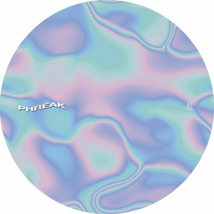 """(  PRK 001 ) Takashi HIMEOKA - Utakata EP (12"""") Phreak Japan"""
