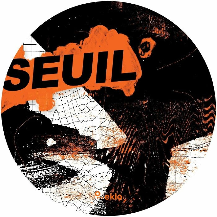 "( EKLO 042 ) SEUIL - The Unreleased Volume1 (12"") Eklo France"
