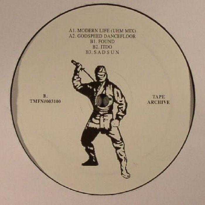 "( TMFN# 003100 ) VIEWS -  Godspeed Dancefloor (12"") - Tape Archive"