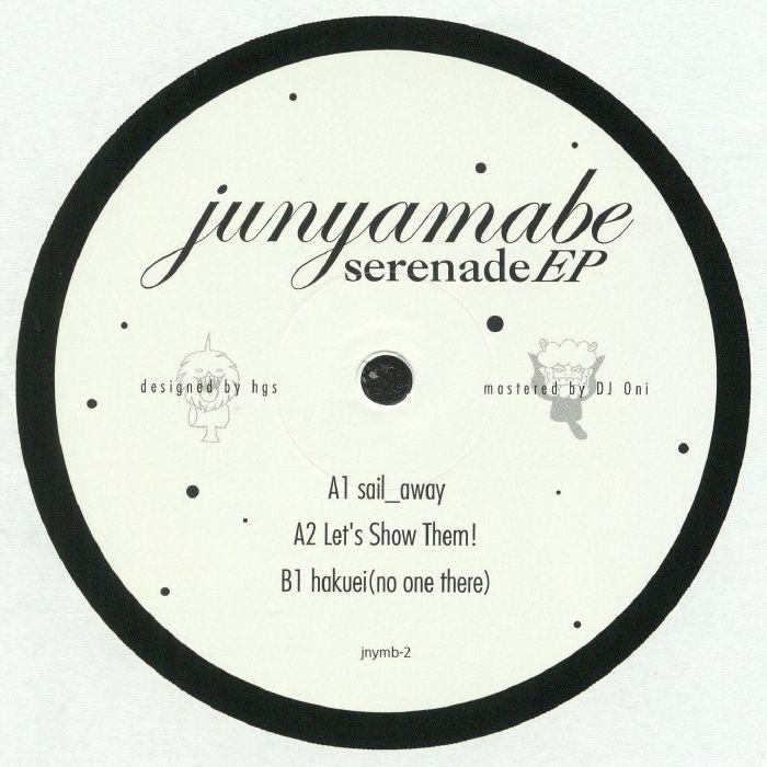 "( JNYMB 2. Re ) JUNYAMABE - Serenade EP (12"") - Jnymb"