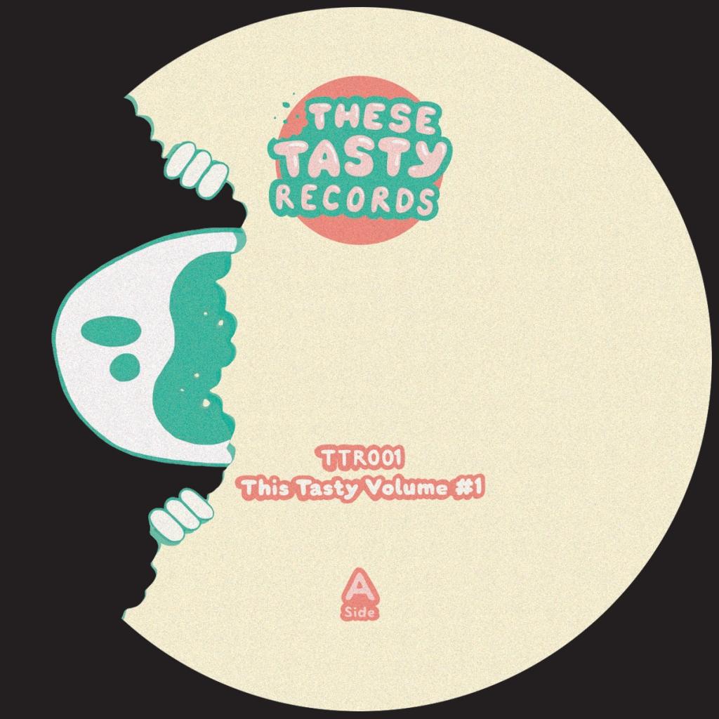 "( TTR 001 ) CESARE MURACA / AYMERIC - This Tasty Volume #1 (12"") These Tasty Records"