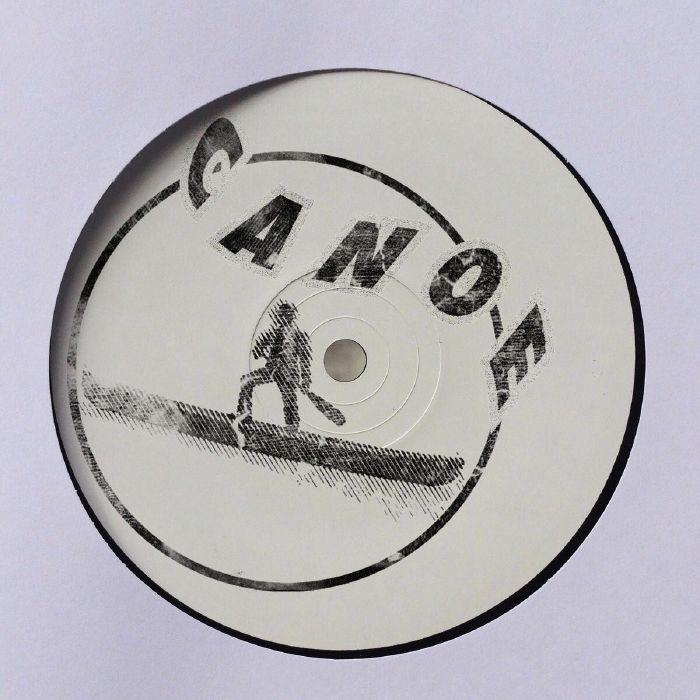"""( CANOE 007 ) NYRA - CANOE 007 (140 gram vinyl 12"""") Canoe records"""