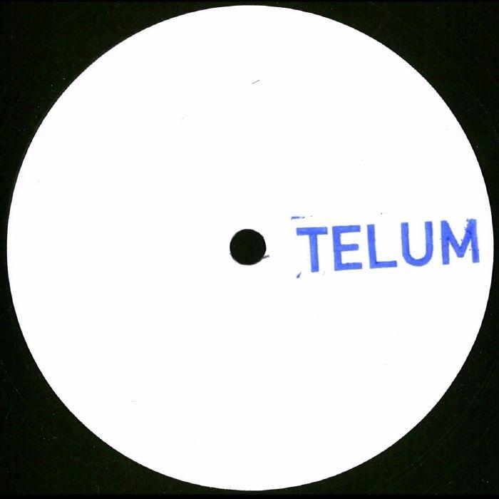 "( TELUM 002 ) TELUM - TELUM 002 (limited hand-stamped 12"") Telum Germany"