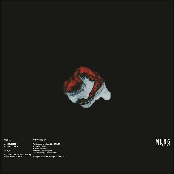 "( MUNG 001 ) ORBET - Annything EP (12"") Mung Russia"