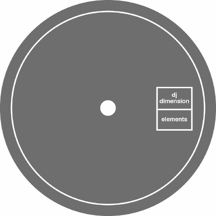 """( REZ 2TWO ) DJ DIMENSION / ELEMENTS - REZ2two EP (12"""") Rezpektiva"""