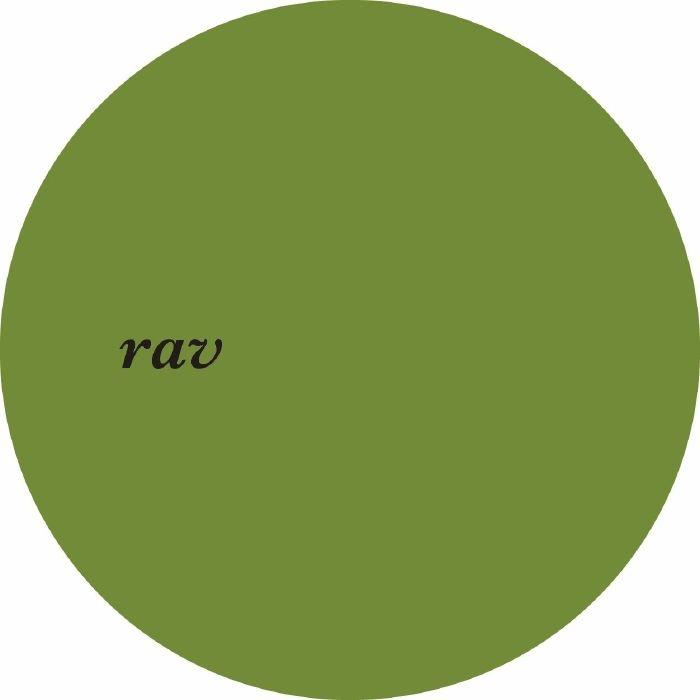 """( RAV 001 ) RAV - RAV 001 (double 12"""") Rav Japan"""