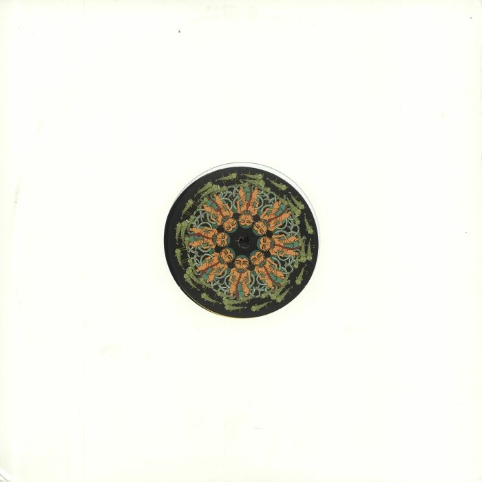"""( KIMCHI 001 ) CHICAIZA - Lost In Space With No Name (12"""") Kimchi"""