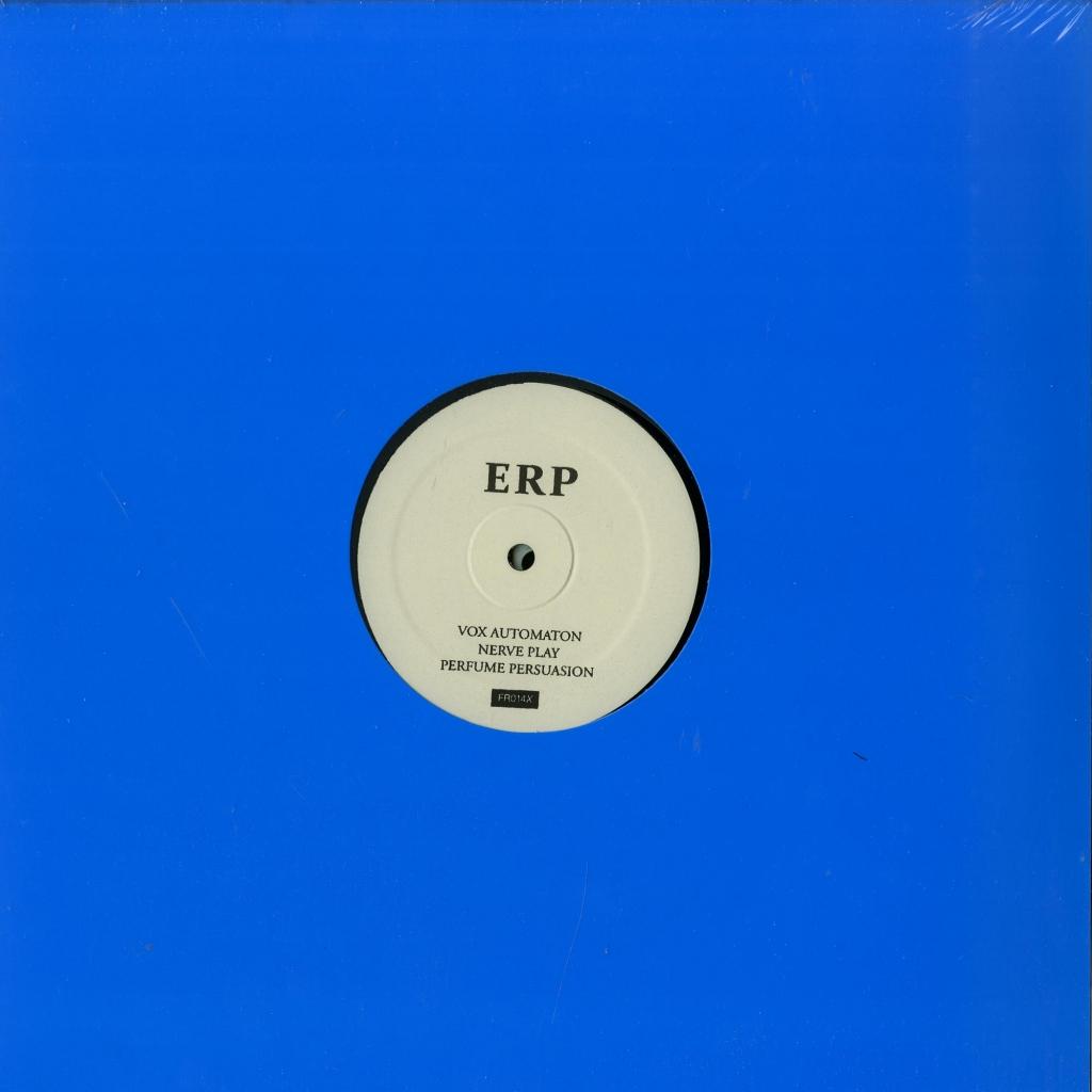 "( FR 014X ) E.R.P. - FR014X (2LP) 2x12"" Vinyl NL-  Frustrated Funk"