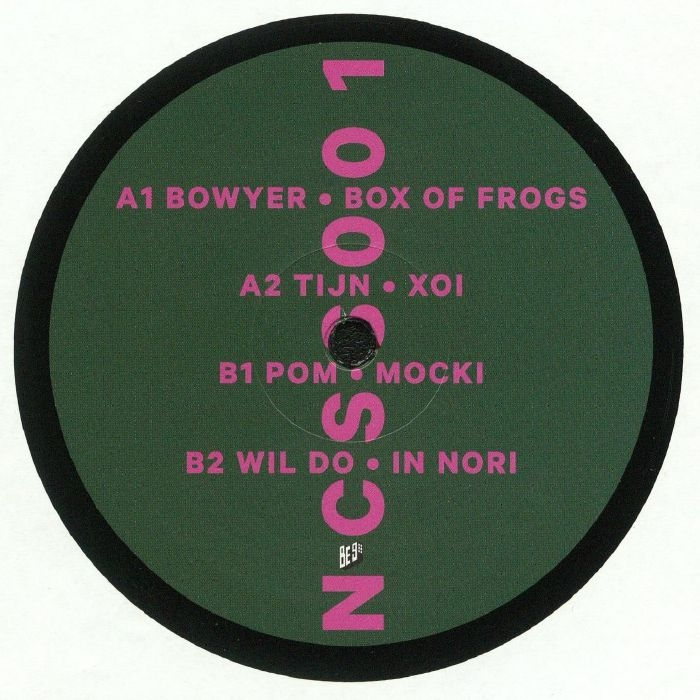 """( NCSS 001) BOWYER / TIJN / POM / WIL DO - Miles & More (12"""") NCSS Germany"""