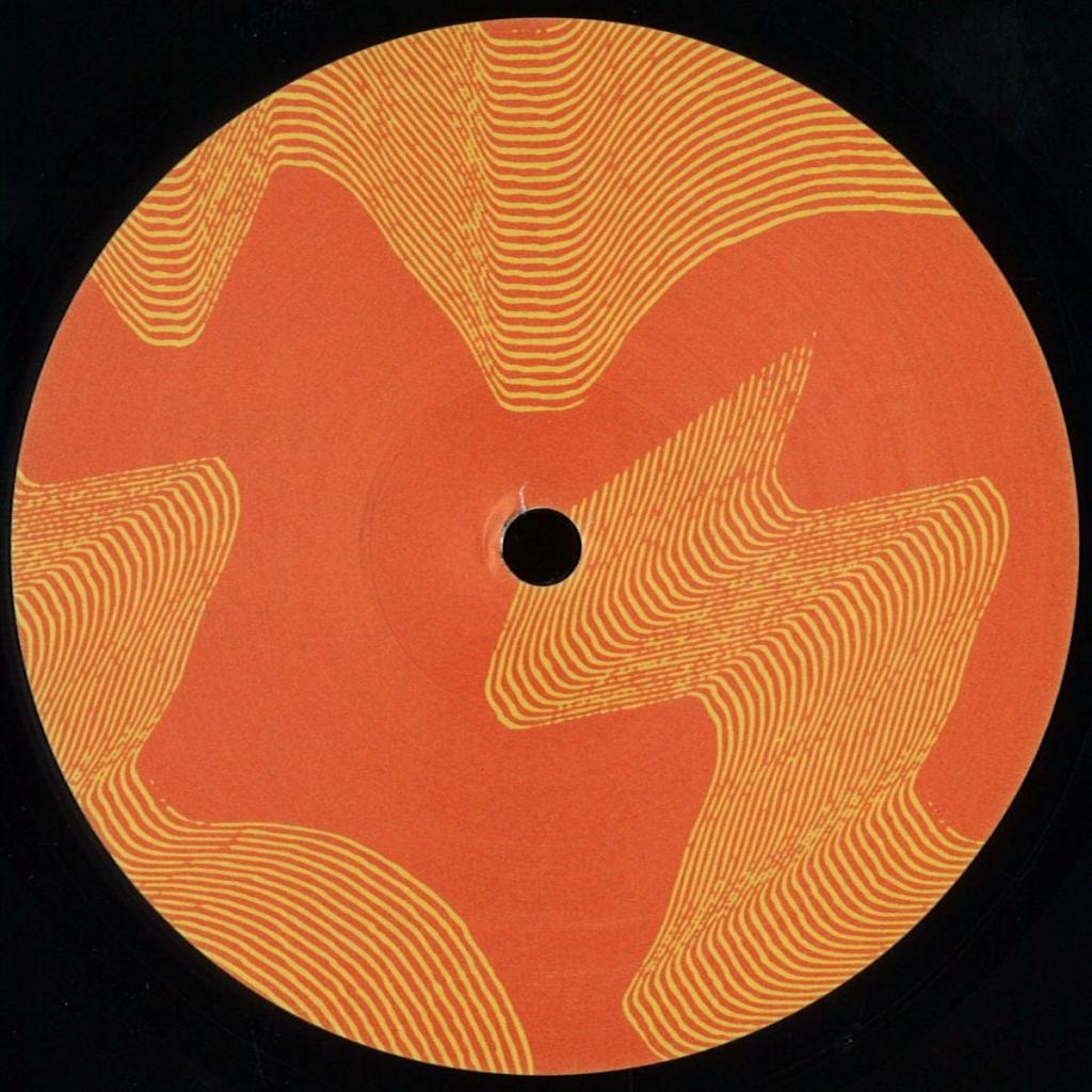 "( BSU 001 )  Christian JAY - Running EP (12"") - Butter Side Up"
