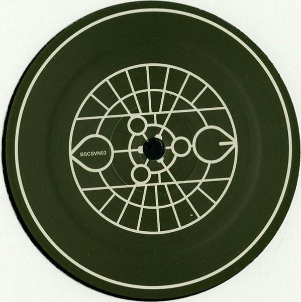 "( BSCSVN 03 ) BASIC7 - Squarting EP (12"") Basic7 Holland"