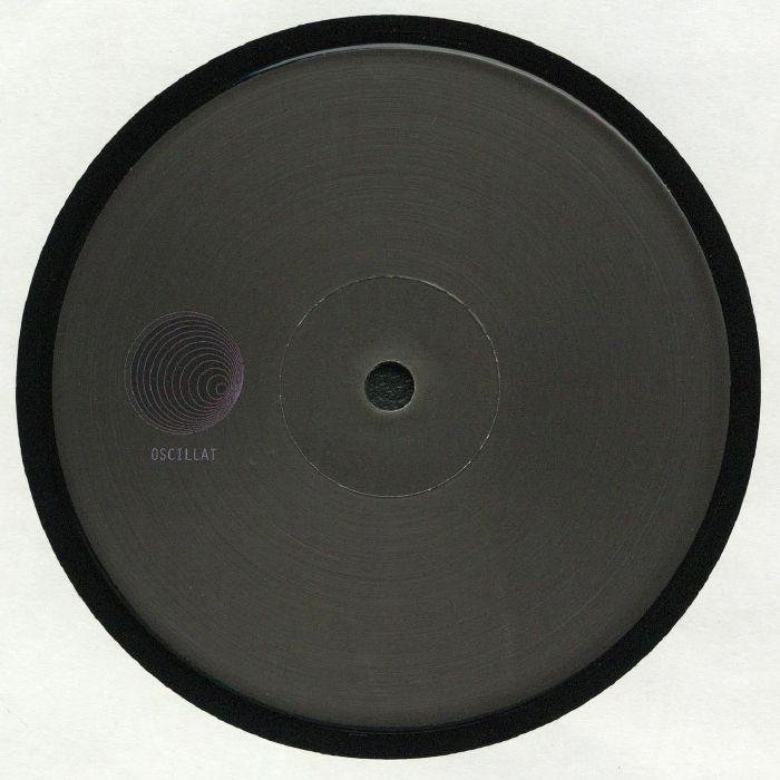"""( OSC 15 ) NOHA - Nobody (feat Mandar remix) (180 gram vinyl 12"""") Oscillat Music"""