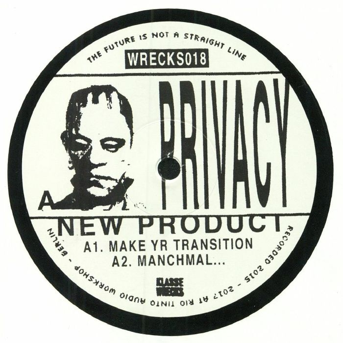 "( WRECKS 018 )  PRIVACY - New Product (12"") - Klasse Wrecks"