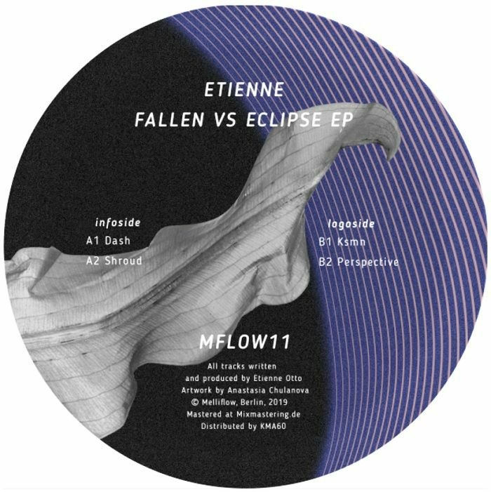"(  MFLOW 11 ) ETIENNE - Fallen Vs Eclipse EP (12"") Melliflow Germany"