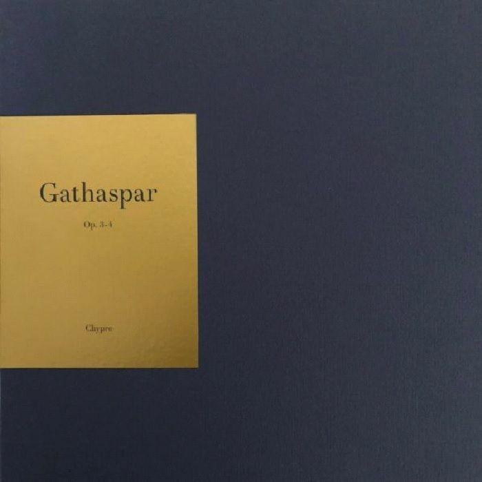 "( CHYPRE 002 ) GATHASPAR - Op 3-4 ( 180gr vinyl 12"" ) Chypre Germany"