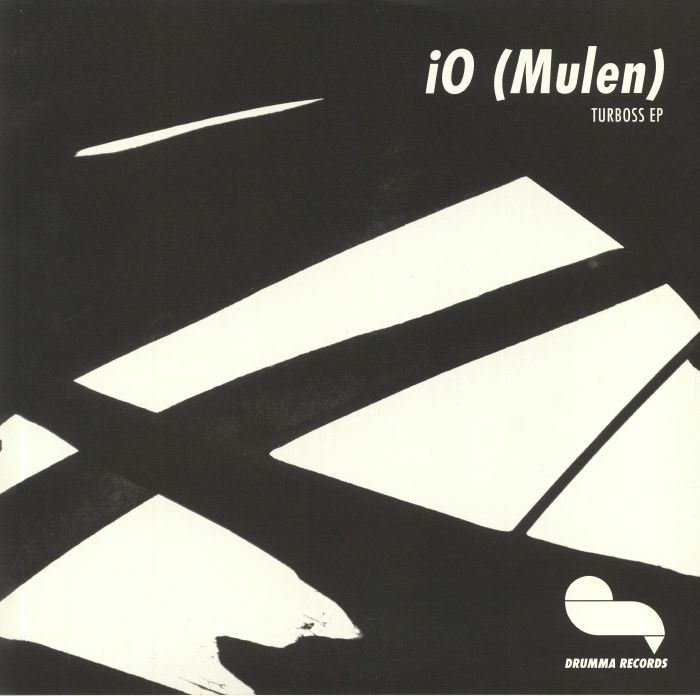 "( DRUMMA 021 ) IO (MULEN) -Turboss EP (12"") Drumma Germany"