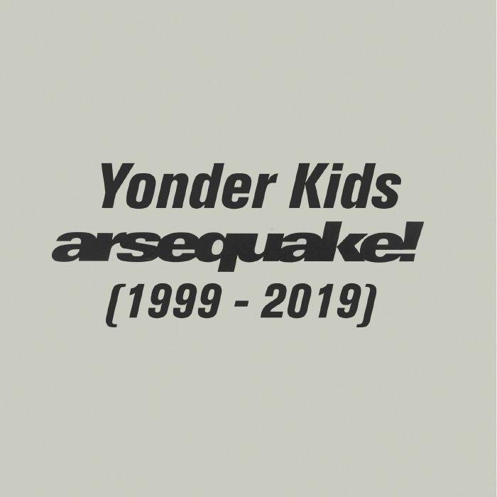 ( NOIZ 1901 ) YONDER KIDS - Arsequake! 1999-2009 (2xLP) Baffling Noise Spain
