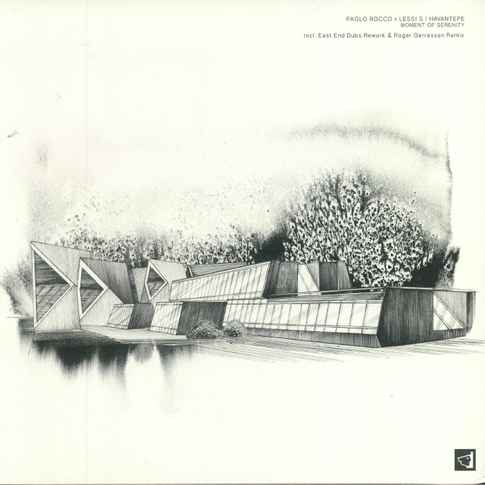"( BERGAMON 06 ) Paolo ROCCO / LESSI S / HAVANTEPE - Moment Of Serenity (12"") Berg Audio France"