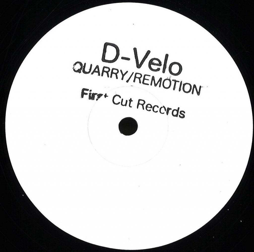 "( FC 004RP ) Quarry - D-Velo/REMOTION (12"") First Cut"